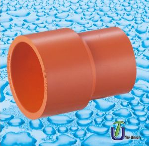 Plastic CPVC Reducer Socket ASTM (PVC UPVC PPR PE PP bush) pictures & photos