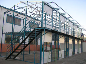 Steel Structure Prefabricated Modular Temporary House (KXD-pH1466) pictures & photos