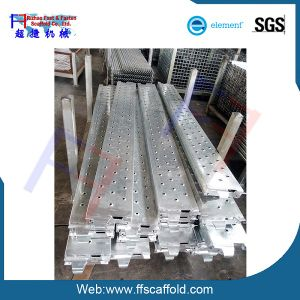 "19"" Scaffold Aluminum-Plywood Plank pictures & photos"