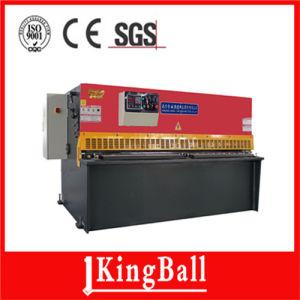 High Precision Hydraulic Nc Shearing Machine (QC12Y-8X6000) pictures & photos