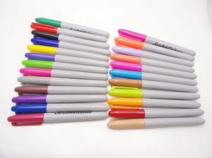 Non-Toxic Multi-Color Permanent Marker Pen pictures & photos