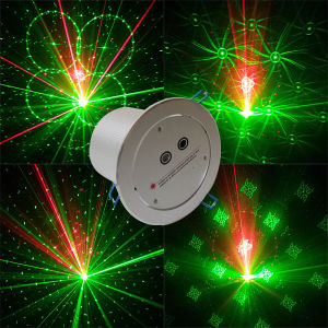 Multi Patterns Rg Color Animation Laser Light
