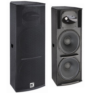 Cheap Dual 15 Inch PA Speaker (Q-215) pictures & photos