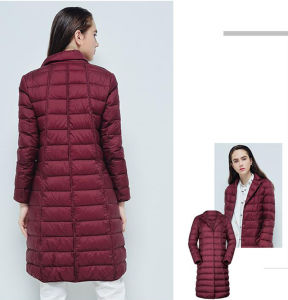 Warm, Lightweight, Down Jackets for Lady pictures & photos