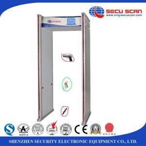 24 Zones Archway Metal Detector Door for Bank, Airport, Police pictures & photos