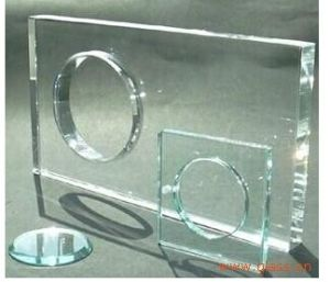 Tempered Glass with Holes pictures & photos