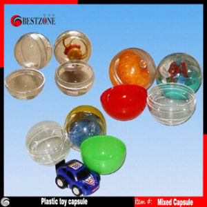 Plastic Toy Capsule for Vending Machines - 55 pictures & photos