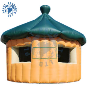 Advertising Exhibition Inflatable Tent (PLT50-017)