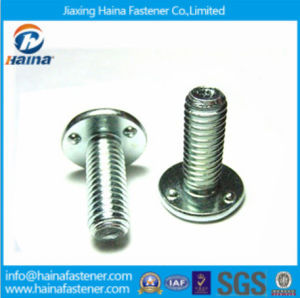 Steel Three Spot Weld Screw Round Head Weld Screw pictures & photos