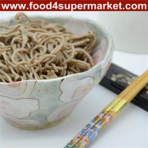 Economic Pack Zero Calorie Low Fat Non Fried Healthy Fresh Soba Noodle pictures & photos