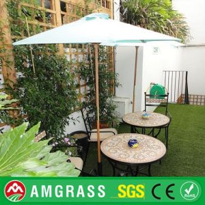 CE/SGS 6 Year Life Span Apple Green Artificial Turf, Decorative Fake Grass pictures & photos