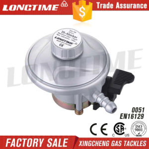 Adjustable LPG Gas Pressure Regulator for Domestic Use pictures & photos