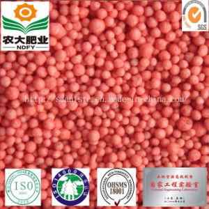 Sloe Release Fertilizer Polymer Coated Urea Purple