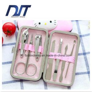 7PCS Professional Nail Clipper Set Nail Cutter Set