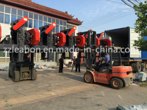 Automatic Multiple Heads Horizontal Wood Saw Machine pictures & photos