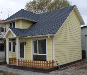 African Longlife Low Cost Prefabricated House/ Living Home/ Building pictures & photos