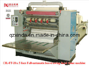 Box-Drawing Face Tissue Machine (5 lines) pictures & photos