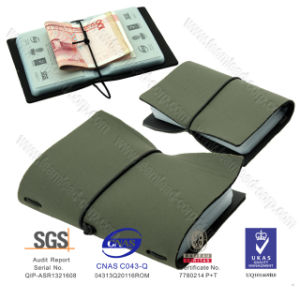 Neoprene Business Customized Card Holders Visting Card Holder pictures & photos