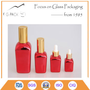 120ml Square Glass Perfume Bottle pictures & photos