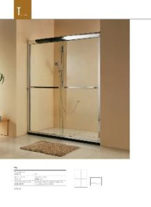 Tempered Glass Shower Enclosure (BA-L814) pictures & photos