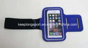 Customized Neoprene and PVC Armband for Ihpone Case pictures & photos