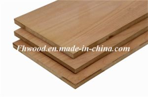 Red Beech Veneered MDF (Medium-density fiberboard) for Furniture pictures & photos