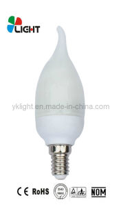 9W Candle Shape Energy Saving Lamp