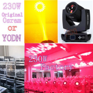 Sharpy 7r 230W Beam Light Moving Head Light pictures & photos