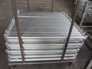 Drop Forged Ringlock Scaffolding Ledger for Sale (FF-B004A) pictures & photos