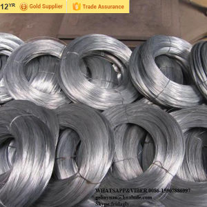 BV Wire Hot Dipped Galvanizing Wire Line Supplier pictures & photos