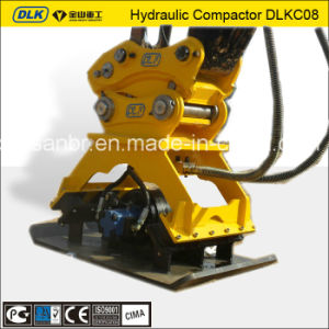 Hydraulic Compactor Plate for Excavator pictures & photos