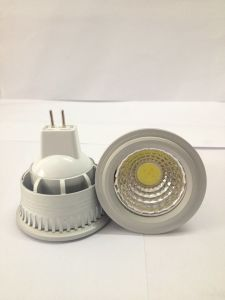 New Arrival AC/DC12V MR16 COB 5W Downlight Bulb pictures & photos