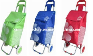 Trolley Shopping Bag Rolling Shopper Wheel Shopping Bag Trolley Shopper pictures & photos
