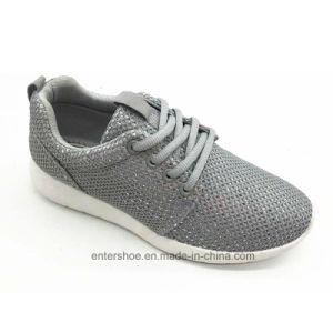 Breathable Mesh Sports Shoes for Women (ET-JRX170453W) pictures & photos