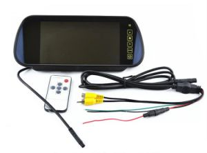 """7""""TFT LCD Car Rear View/ Rearview Mirror Monitor with USB/SD/MP5 M705c pictures & photos"""