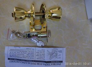 Door Lock, Knob Lock, Indoor Door Lock Al-Sg6073SA pictures & photos