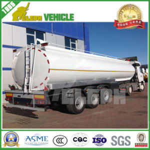 Front Axle Liftable Air Suspension Oil Tanker Semi Trailer pictures & photos