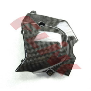 Carbon Fiber Sprocket Cover for Honda Msx 125 pictures & photos