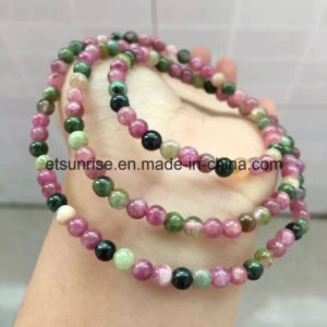 Semi Precious Stone Necklace, Fashion Necklace, Crystal Necklace <Esb01339> pictures & photos