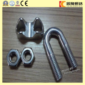 Stainless Steel Heavy Duty Wire Rope Clips pictures & photos