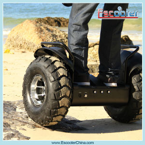 off Road Two Wheeled Self Balancing Vehicle X2 /Electric Chariot pictures & photos