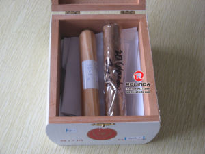Wood Packaging Box for Cigarette pictures & photos