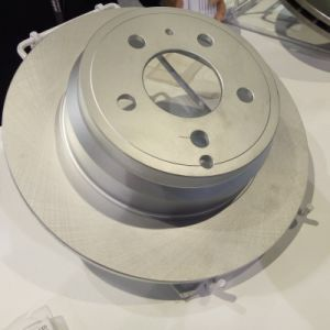 Factory Supplied E One Certificate Approved Dacromet Brake Discs pictures & photos