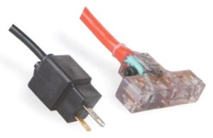 NEMA 5-15p 3 Wire Power Supply Cord pictures & photos