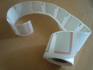 Self Adhesive Thermal Label Roll pictures & photos