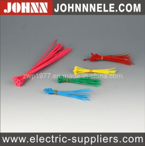 Self Locking Wire Cable Ties pictures & photos