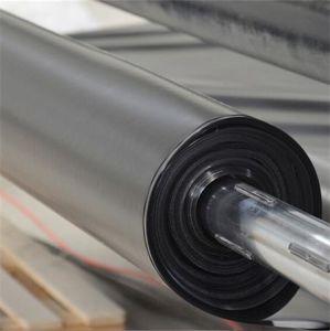 HDPE Geomembrane Black/ Dam Liner/ Geomembrane Manufacturer/ Building Materials pictures & photos