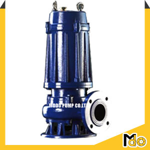 Mining Fixed Wet Installation Submersible Sewage Pump pictures & photos