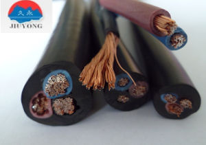 Power Cable, Electric Wire, Copper Clad Aluminium Conduct, 3 Cores, Round Wire pictures & photos