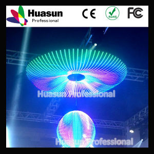 Good Quality Soft P50 LED Strip Curtain pictures & photos